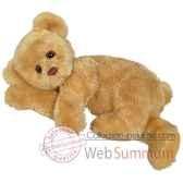 les petites marie peluche retro ours amande