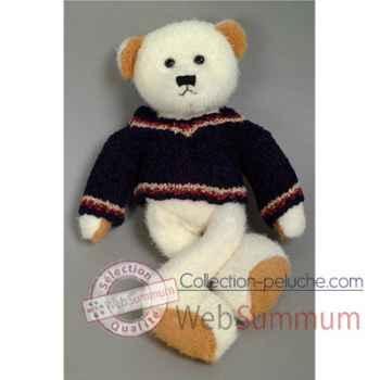 Les Petites Marie-Peluche rétro, ours Hercule habillé
