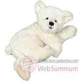 les petites marie peluche retro ours vanille