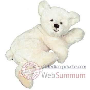 Les Petites Marie-Peluche rétro, ours Vanille