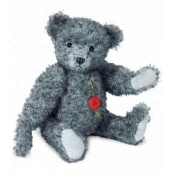 """Peluche Hermann Teddy Original® ours \""""Andreas\"""" en mohair édition limitée - 14661 2"""