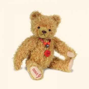 "Peluche Hermann Teddy Original® ours musical \""Adagio\"" édition limitée - 10935 8"