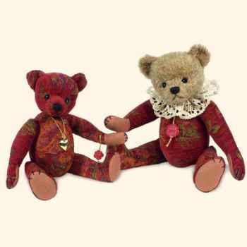 """Peluche Hermann Teddy Original® ours \""""Lara\"""" édition limitée - 14235 5"""
