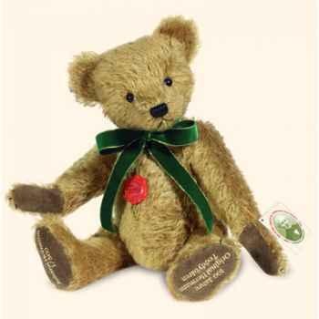 "Peluche Hermann Teddy Original® ours \""Johann - Hermann\"" en mohair édition limitée - 14229 4"