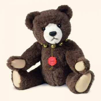 """Peluche Hermann Teddy Original® ours \""""Ursus\"""" en alpacca édition limitée - 14245 4"""