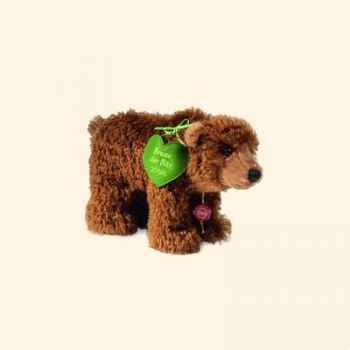 """Peluche Hermann Teddy Original® ours \""""Bruno\"""" en mohair édition limitée - 11113 9"""