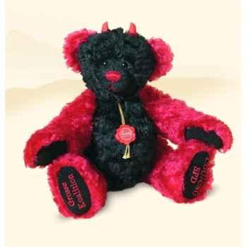 Peluche Hermann Teddy Original® ours Coalition Bear édition limitée - 15514 0