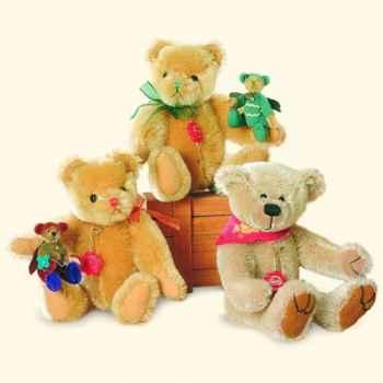 Peluche Hermann Teddy Original® ours close friends édition limitée - 10518 3