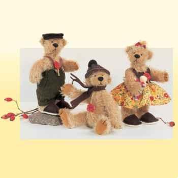 Peluche Hermann Teddy Original® ours Jule édition limitée - 13919 5