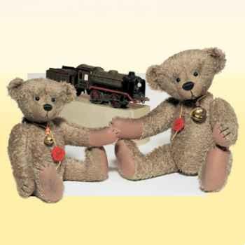 Peluche Hermann Teddy Original® Paulchen édition limitée - 10726 2