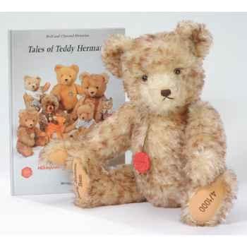 Peluche Hermann Teddy Original® ours histoire édition limitée - 14432 8