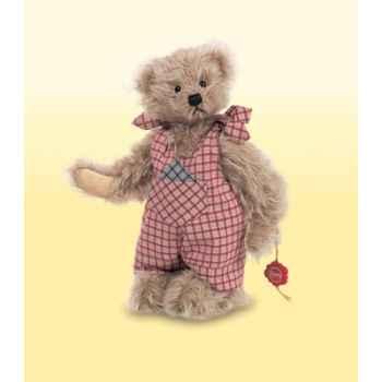 Peluche Hermann Teddy Original® ours Trolli édition limitée - 15629 1