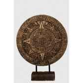 medaillon calendrier maya rochers diffusion mc 01