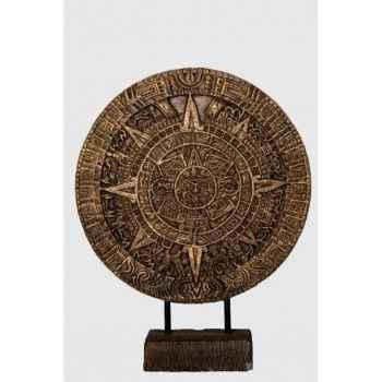 Medaillon calendrier maya Rochers Diffusion -MC 01