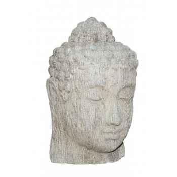 Tete de bouddha Rochers Diffusion -TB 110