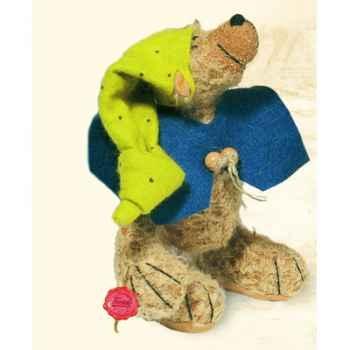 Peluche Hermann Teddy Original® ours Karl édition limitée - 15019 0