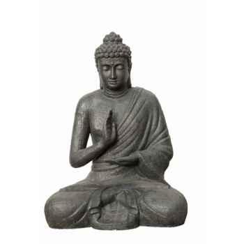 Bouddha assis Rochers Diffusion -BA 55