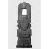 statue maya 080 m aspect lisse rochers diffusion m80
