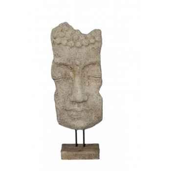 Masque de bouddha Rochers Diffusion -MB 72