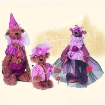 Peluche Hermann Teddy Original® ours Pauline édition limitée - 10628 9