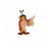 disney maitre hibou avec livre licence winnie ourson et ses amis bullyland b12325