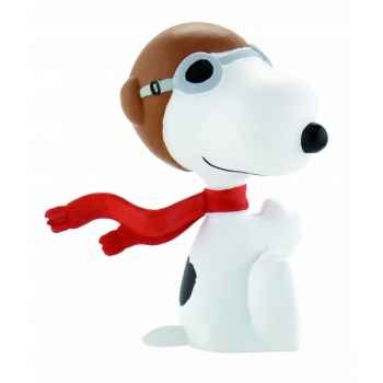 Snoopy aviateur licence snoopy  Bullyland -B42554