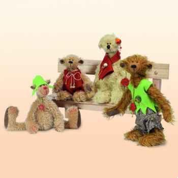 Peluche Hermann Teddy Original® ours Lola édition limitée - 10734 7