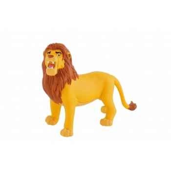 Simba 12.7 cm roi lion Bullyland -B12253