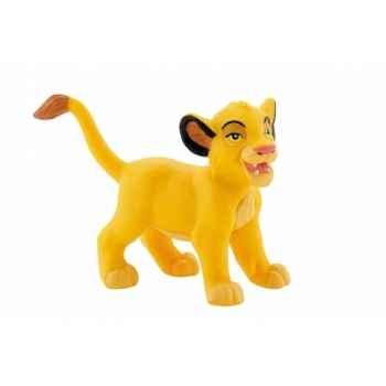 Simba baby - 4.6 cm roi lion Bullyland -B12254