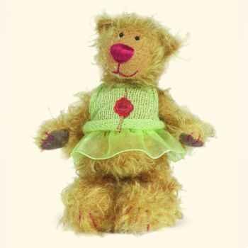 Peluche Hermann Teddy Original® ours Viviane édition limitée - 10740 8