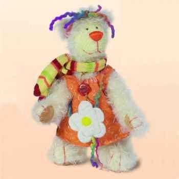 Peluche Hermann Teddy Original® ours Ferminanda édition limitée - 10736 1