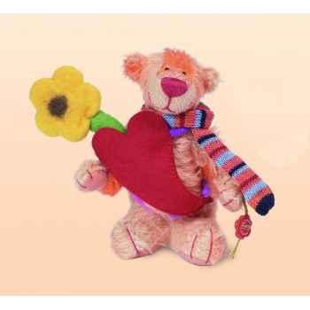 Peluche Hermann Teddy Original® ours Antonia édition limitée - 10737 8
