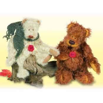 Peluche Hermann Teddy Original® ours Erich édition limitée - 13730 6