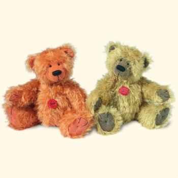 Peluche Hermann Teddy Original® ours Olaf édition limitée - 13742 9