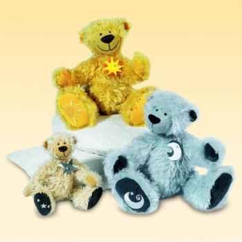 "Peluche Hermann Teddy Original® ours \""Sun\"" edition limitée - 13725 2"