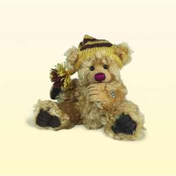 Peluche Hermann Teddy Original® ours bébé Tom Thumb édition limitée - 15048 0