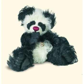 Peluche Hermann Teddy Original® Panda Tom Thumb édition limitée - 15053 4
