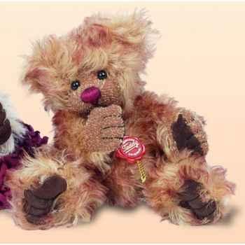 Peluche Hermann Teddy Original® ours bébé Tom Thumb édition limitée - 15047 3