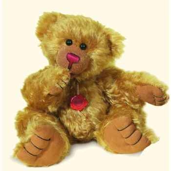 Peluche Hermann Teddy Original® ours Tom Thumb édition limitée - 15533 1