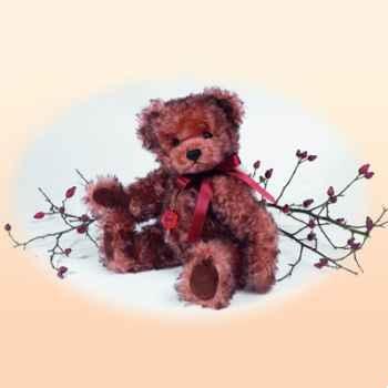 Peluche Hermann Teddy Original®  ours Ivan édition limitée - 14231 7