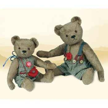 Peluche Hermann Teddy Original®  ours Aghate édition limitée - 16635 1