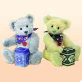 peluche hermann teddy originaours tea party edition limitee 14636 0