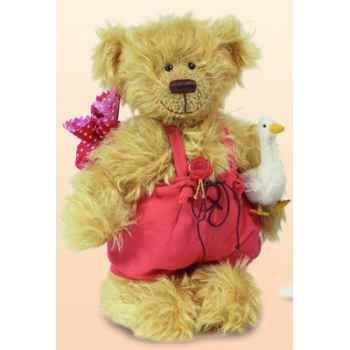 "Peluche Hermann Teddy Original® ours ""Hans in luck\"" edition limitée - 11826 8"