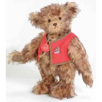"Peluche Hermann Teddy Original® ours \""Justus\"" edition limitée - 17238 3"