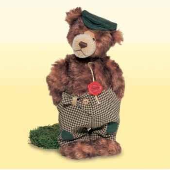 "Peluche Hermann Teddy Original® ours \""Mac Kenzie\"" edition limitée - 17239 0"
