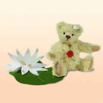 """Peluche Hermann Teddy Original® ours \""""Thumbelina\"""" edition limitée - 11824 4"""