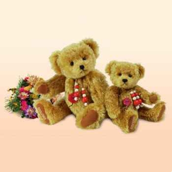 "Peluche Hermann Teddy Original® ours ""Honey Baby\"" edition limitée - 17927 6"
