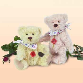 Peluche Hermann Teddy Original®  ours Tipsi edition limitée - 11816 9