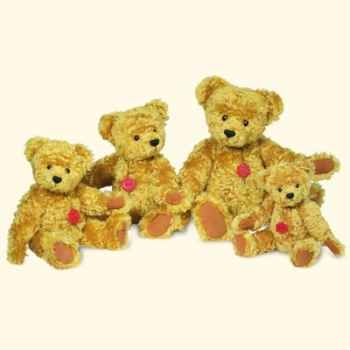 Peluche Hermann Teddy Original®  ours classic en mohair edition limitée - 14060 3