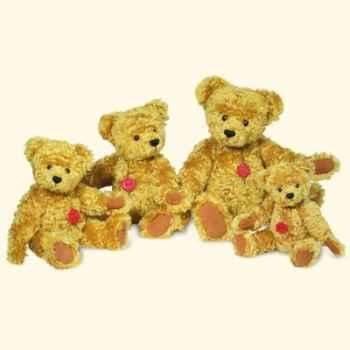 Peluche Hermann Teddy Original®  ours classic en mohair edition limitée - 14040 5